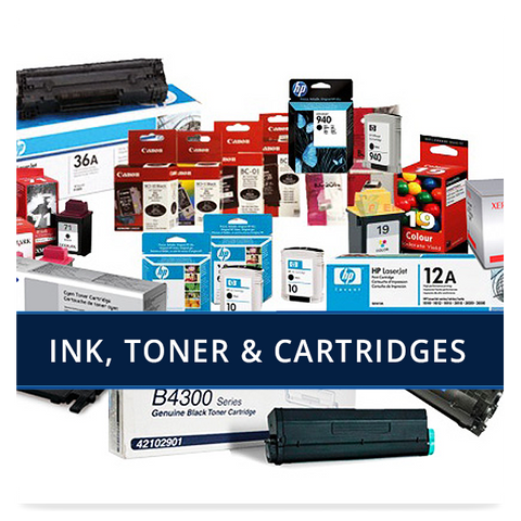 Ink, Toner & Cartridges