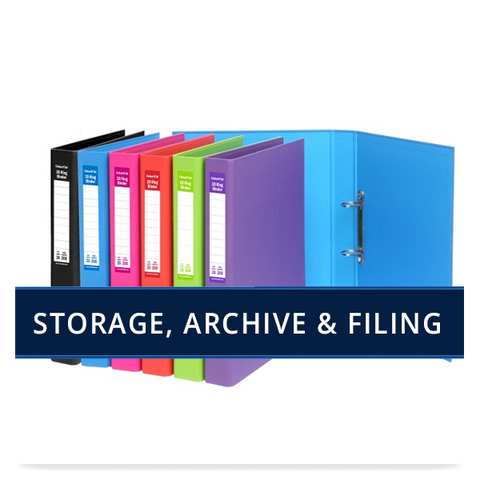 Storage, Archiving & Filing