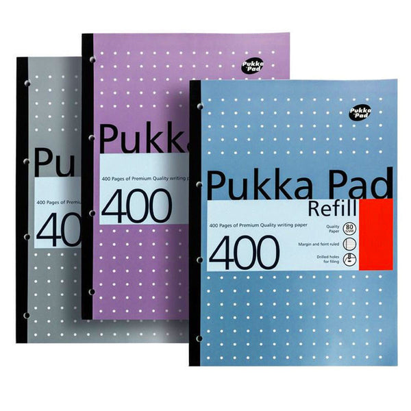 A4 Size Page Refill Pad