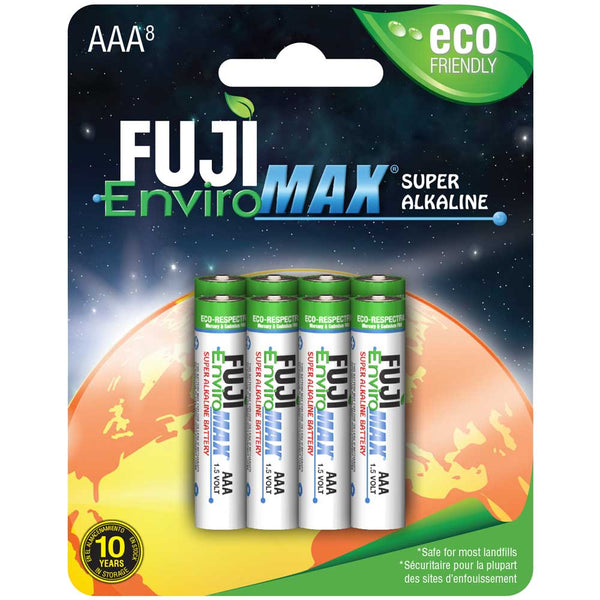AAA Super Alkaline Batteries