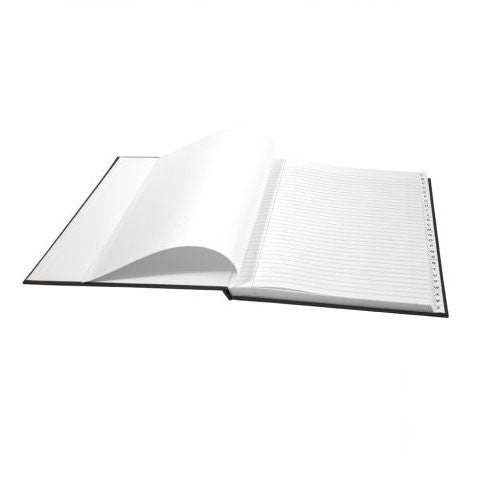 A4 Size Ruled Casebound Notebook