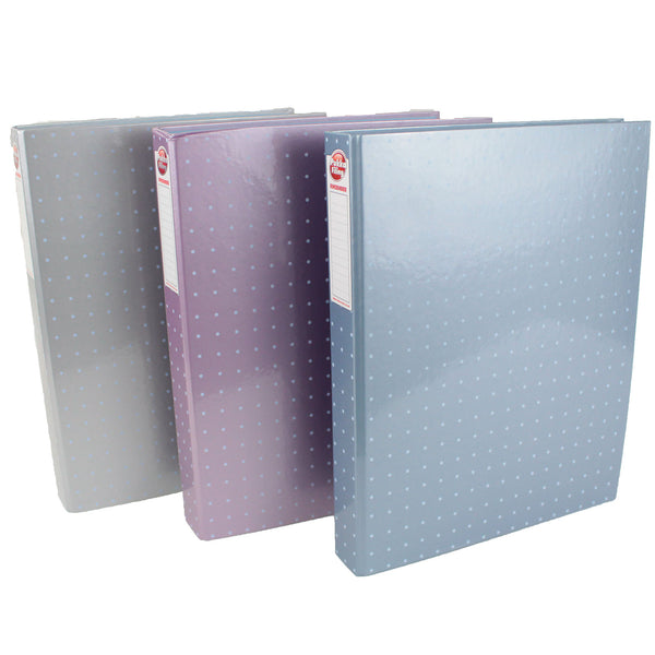 Metallic Ring Binder 2D Folder
