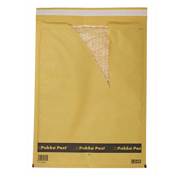 K Size Bubble Padded Mailing Envelopes
