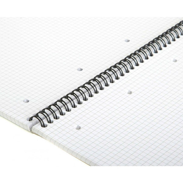 200 Pages Metallic Squared Jotta Notepad