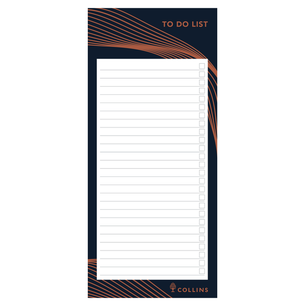 Vanguard To-do list A5 Slim Magnetic