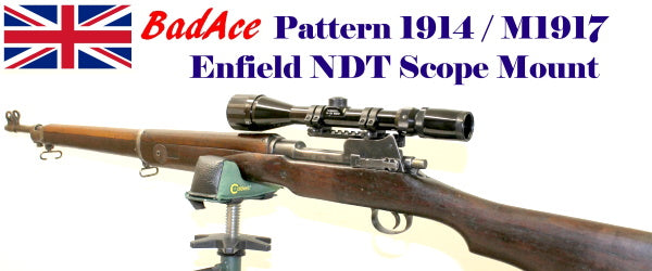 BadAce P14 / M1917 NDT scope mount