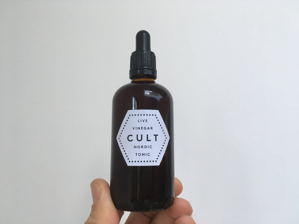 Cult Vinegar Nordic Tonic