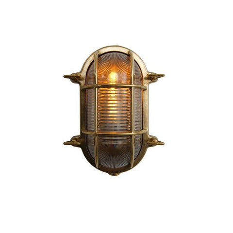Ruben small oval marine light