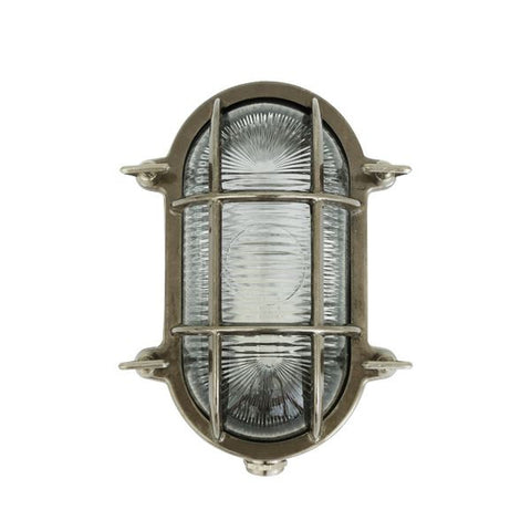 Ruben small oval marin light