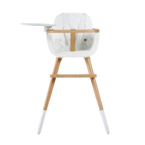 Maitinimo kėdutė PLUS ONE HIGHCHAIR OVO