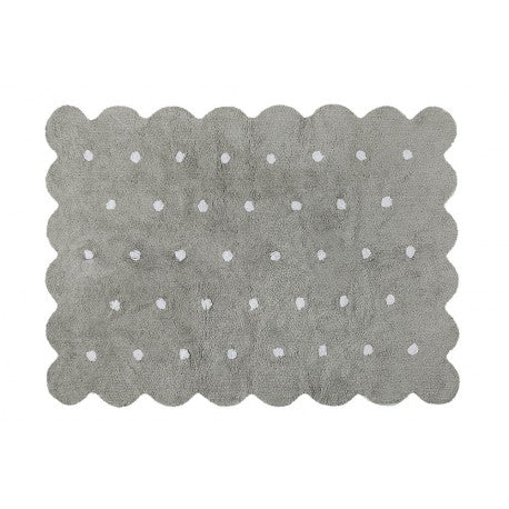 Biscuit Grey kilimas 120x160
