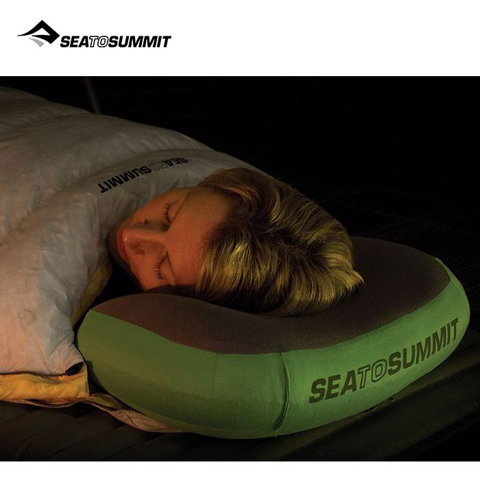 Sea To Summit Aeros Premium Pillow Regular 充氣枕頭 (標準) | Sea To Summit Aeros Premium Pillow Regular