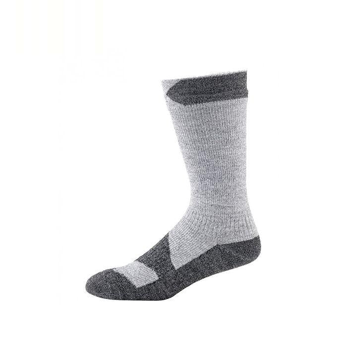 Sealskinz Walking Thin Mid 全天候防水襪 (中筒) (Grey Marl/Dark Grey Marl)