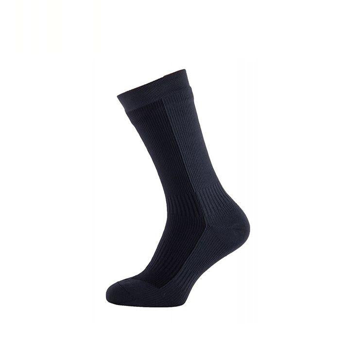 Sealskinz Hiking Mid Mid 登山防水襪 (中筒) (Black/Anthracite)