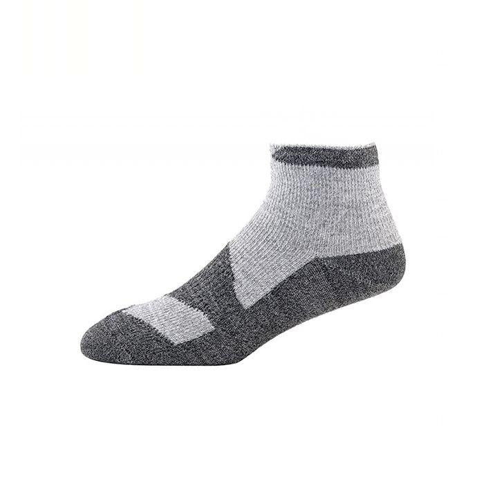 Sealskinz Walking Thin Socklet 全天候防水襪 (低筒) (Grey Marl/Dark Grey)