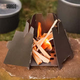 VARGO Titanium Hexagon Wood Stove T-415 柴火爐 | VARGO Titanium Hexagon Wood Stove T-415