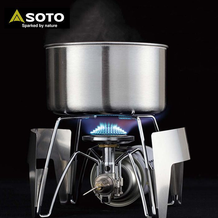 SOTO ST-3101 Regulator Stove 蜘蛛爐 專用風擋