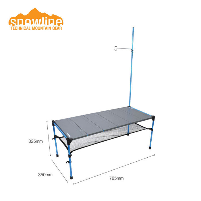 Snowline Cube Expander Table L6 戶外露營桌 | Snowline Cube Expander Table L6