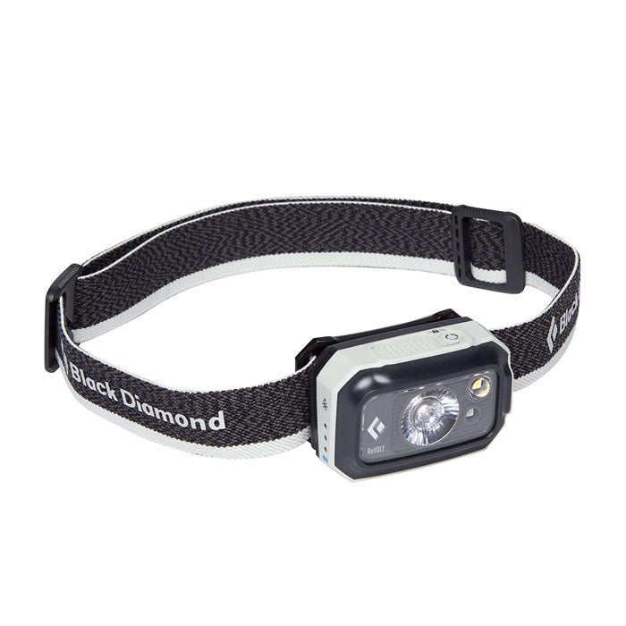Black Diamond ReVolt 350 Headlamp - Aluminum