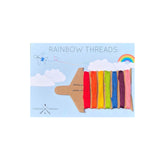 Chasing Threads Rainbow Threads 彩虹繡線