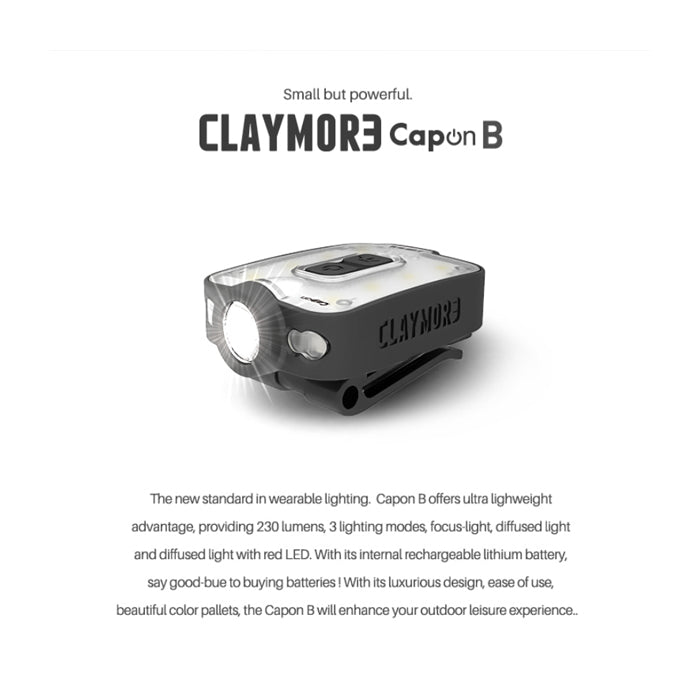 Claymore Capon 40B