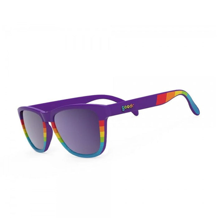 Goodr Sports Sunglasses - Let Me Be Perfectly Queer 運動跑步太陽眼鏡