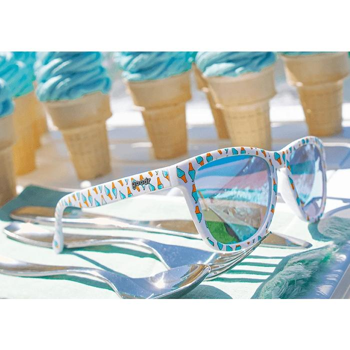 Goodr Sports Sunglasses -Eye Scream For Ice Cream