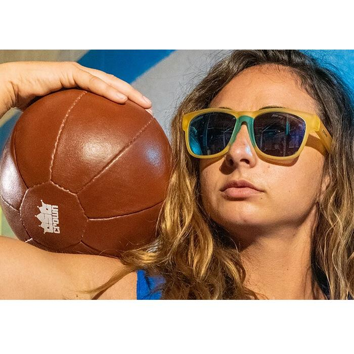 Goodr Sports Sunglasses -METCONing for Meatballs