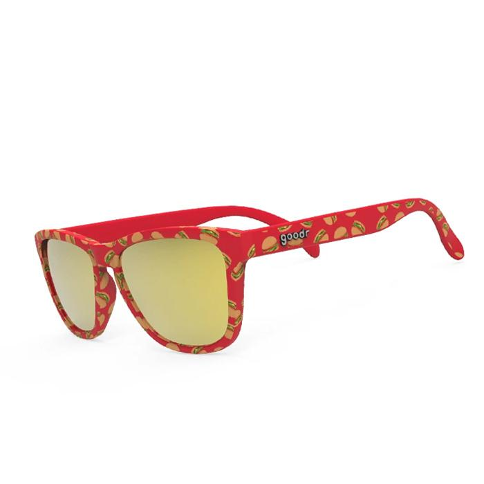 Goodr Sports Sunglasses - Sun's Out, Buns Out