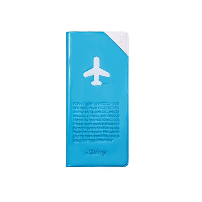 ALIFE DESIGN Unisex's HF Shield Travel Organizer - C. Blue