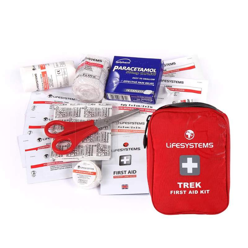 Lifesystems Trek First Aid Kit 遠足急救包