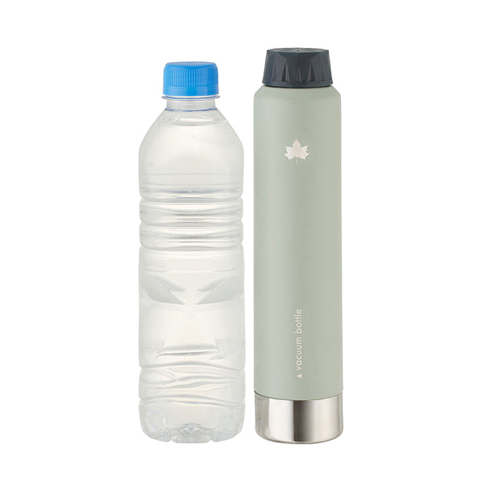 LOGOS Portable Oasis Spinner Vacuum Insulated Stainless 不鏽鋼真空保溫水樽
