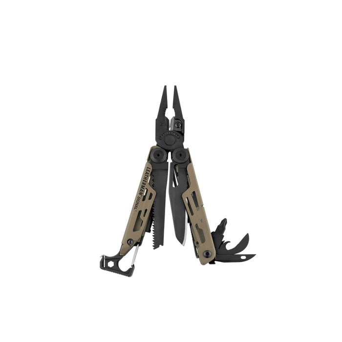 Leatherman SIGNAL™ - Coyote Tan