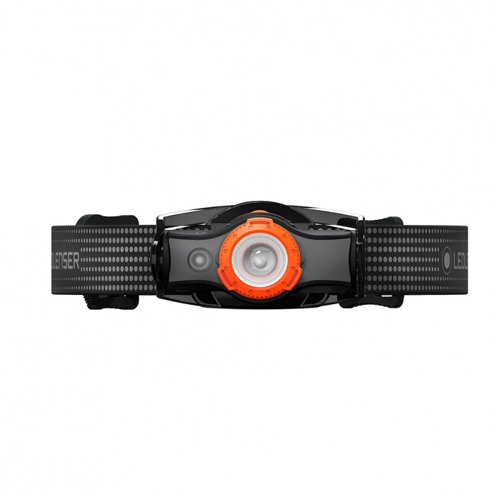 LEDLENSER MH5 Headlamp Black Orange