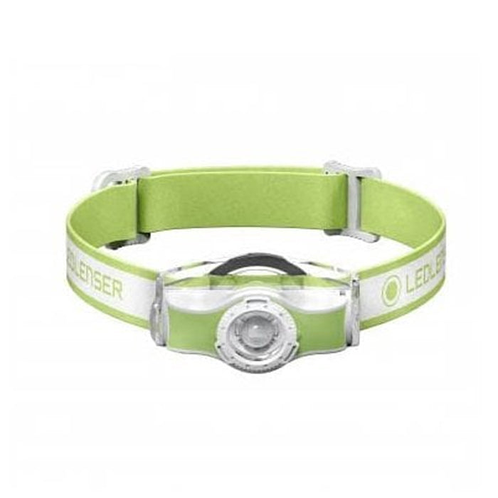 LEDLENSER MH5 Headlamp Green