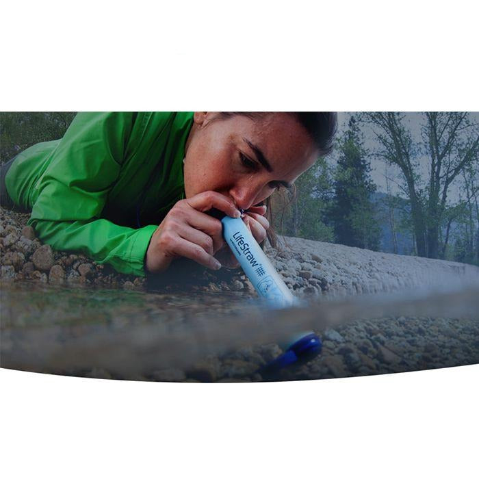 LifeStraw® Persoanl Water Filter 便攜式戶外濾水器 濾水飲管 | LifeStraw® Personal Water Filter