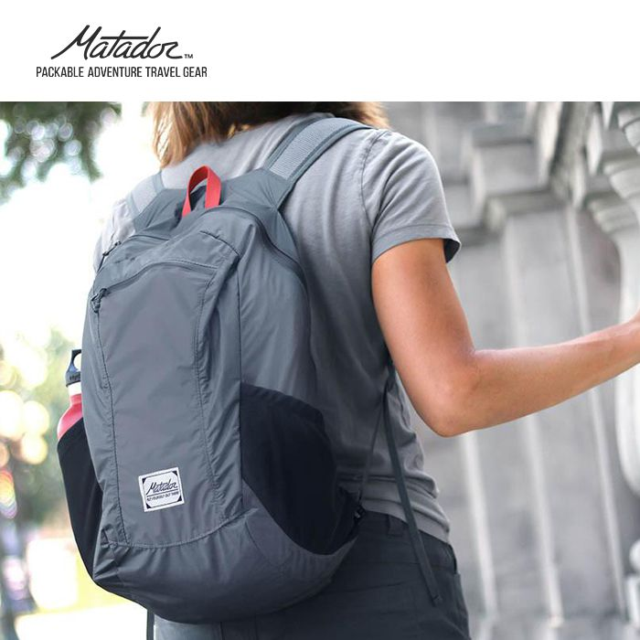Matador DayLite16 Packable Backpack 16L 摺疊防水背包16L