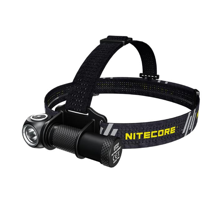 Nitecore UT32 Dual LED Headlamp 雙光源手電筒頭燈