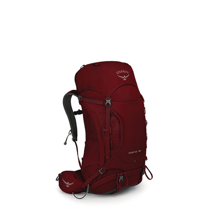Osprey Kestrel 48 Backpack - Rogue Red - M/L