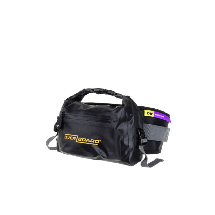 OverBoard 2 Litre Pro-Light Waist Pack- Black