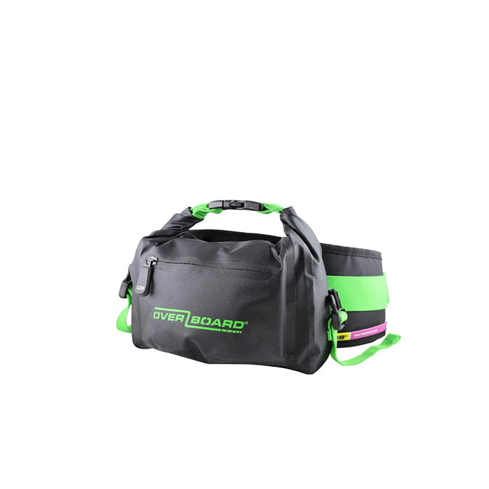 OverBoard 2 Litre Pro-Light Waist Pack- Green