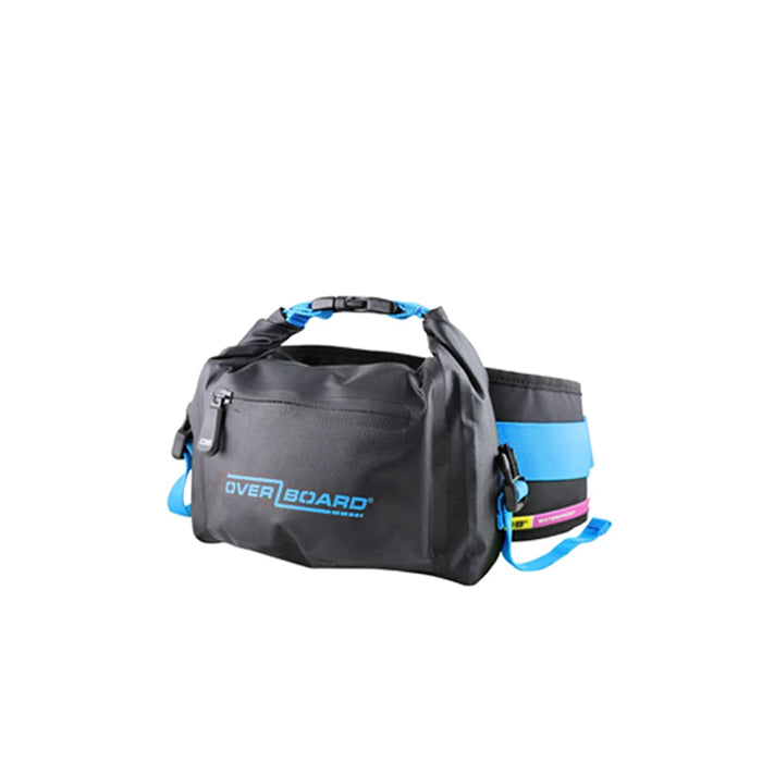 OverBoard 2 Litre Pro-Light Waist Pack- Light Blue