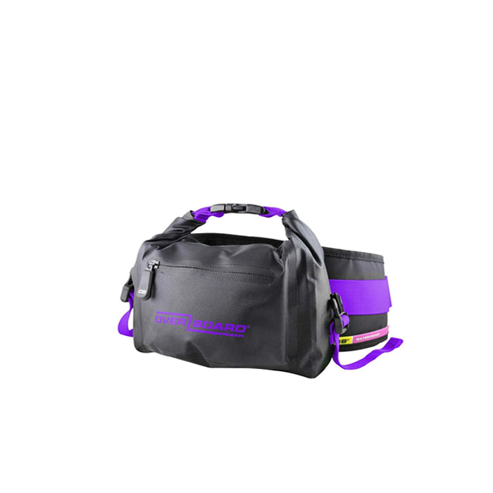 OverBoard 2 Litre Pro-Light Waist Pack- Purple
