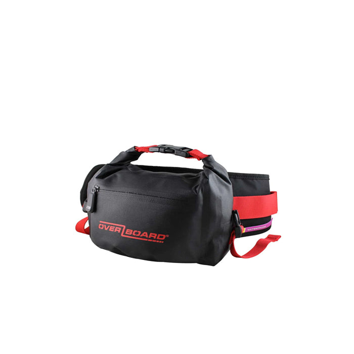 OverBoard 2 Litre Pro-Light Waist Pack- Red