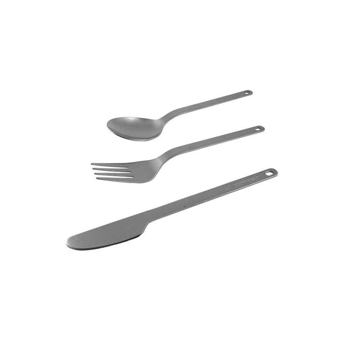 Snow Peak 鈦餐具套裝 SCT-001 Portable Cutlery Set | Snow Peak Portable Cutlery Set SCT-001