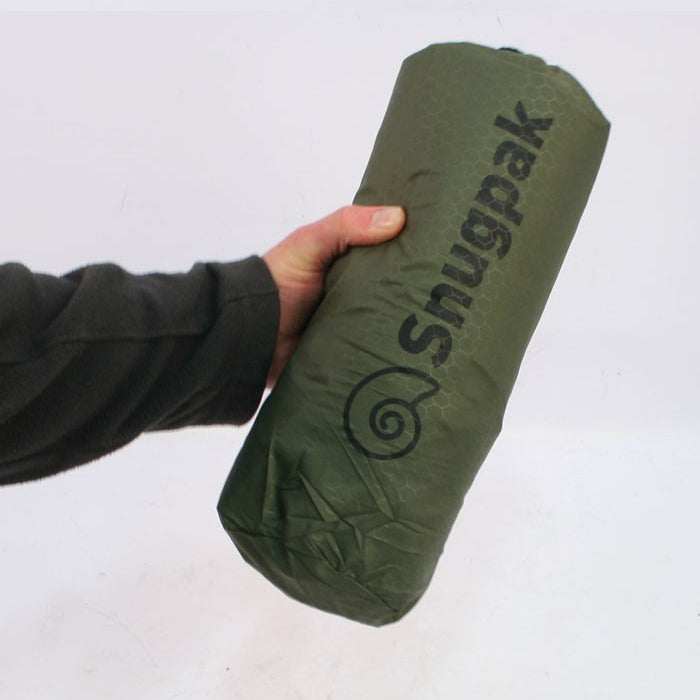 Basecamp OPS Air Mat with Built-in Foot Pump 充氣睡墊(連內置腳泵)