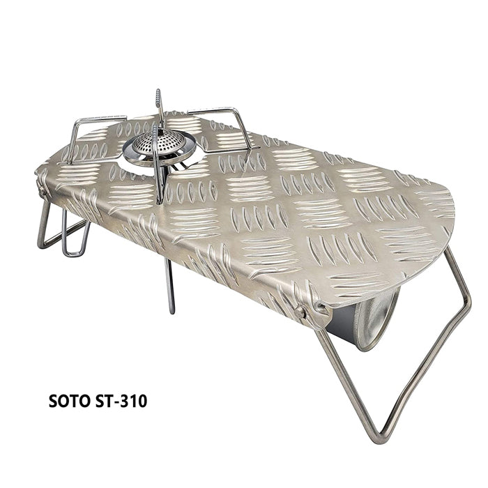 SOTO N-project Aluminum Plate For Multiple Stoves