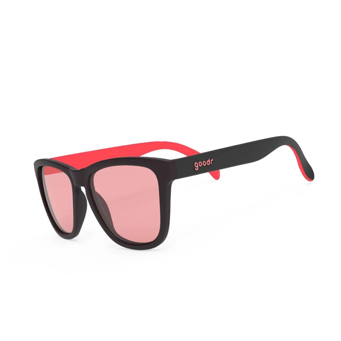 Goodr Sports Sunglasses - Tiger Blood Transfusion 運動跑步太陽眼鏡