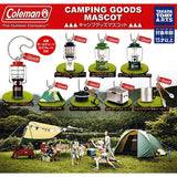 Coleman Camping Goods Mascot (8 Items)