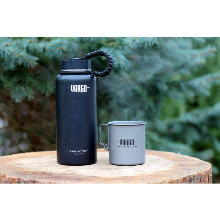 Vargo Insulated Stainless Steel Para-Bottle 不鏽鋼真空保溫水樽